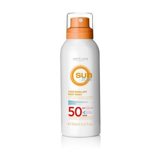 Солнцезащитный спрей для тела Sun Zone SPF 50, Oriflame