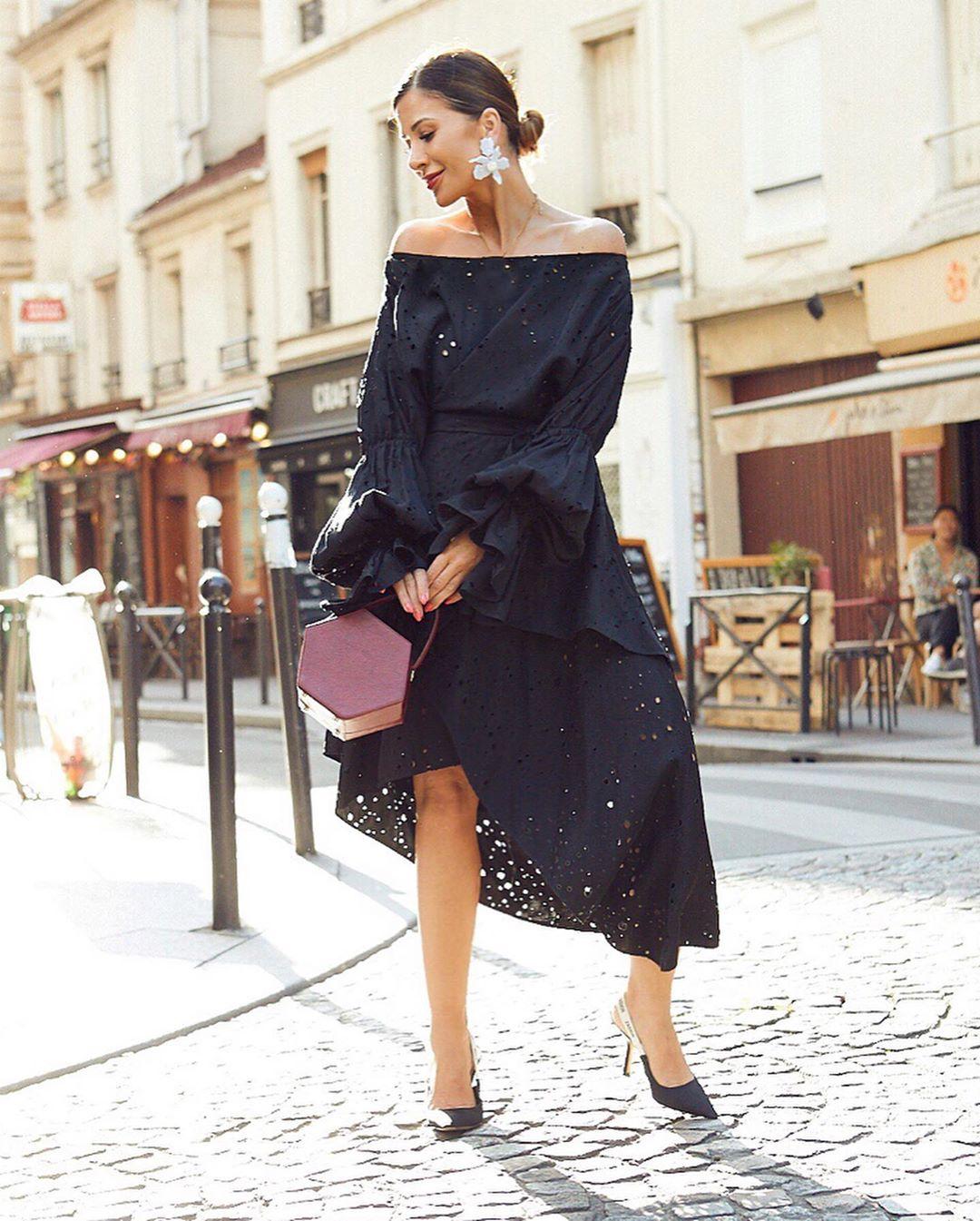 Точное попадание: как правильно подобрать обувь к платью-Фото 13