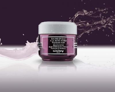 Летняя новинка от Sisley – крем с экстрактом черной розы-430x480