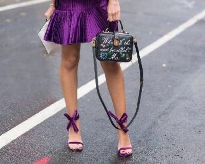 Точное попадание: как правильно подобрать обувь к платью-430x480