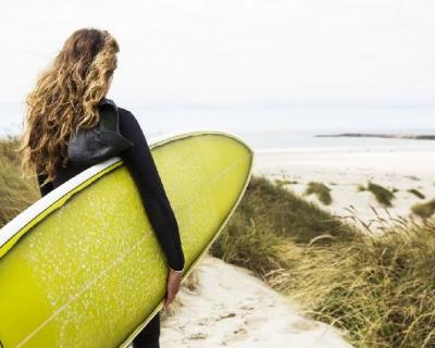 Топ-5 простых способов сделать пляжные волны-430x480