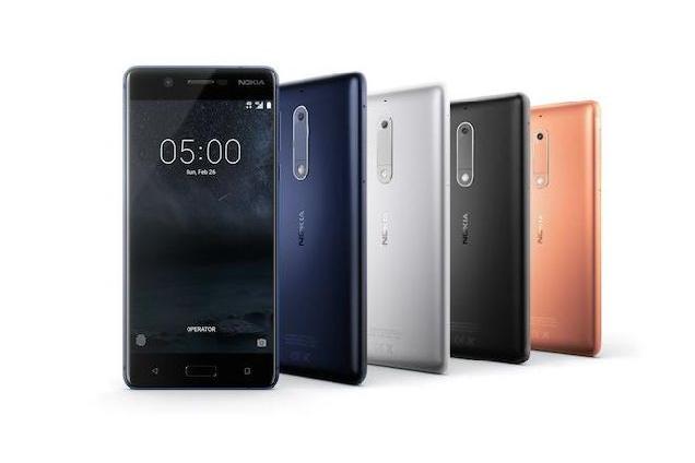 Смартфоны Nokia вернулись на рынок Украины