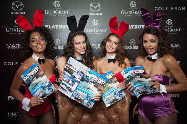 Фоторепортаж: вечеринкаPlayboy Gentlemen Club-320x180
