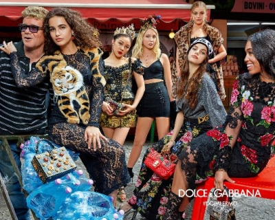 Dolce&Gabanna представили новую рекламную кампанию-430x480