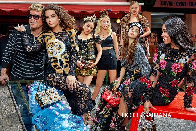Dolce&Gabanna представили новую рекламную кампанию-320x180