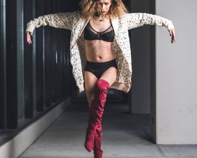 Танцор-трансгендер снялся в ролике Nike-430x480