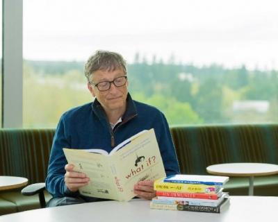 5 любимых книг Билла Гейтса-430x480