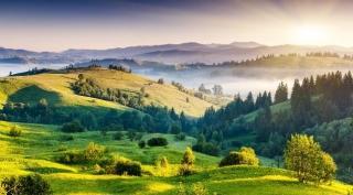 5 мест Украины с волшебной природой