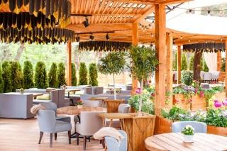 Новое место: ресторан Fabius под Киевом
