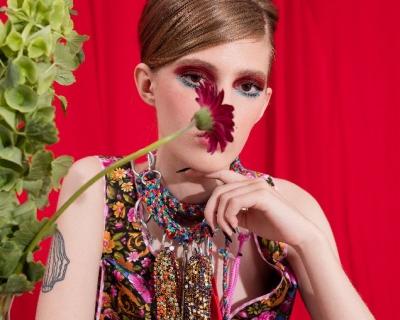 Бренд Yana Chervinska представят новую коллекцию на Helsinki Fashion Week-430x480