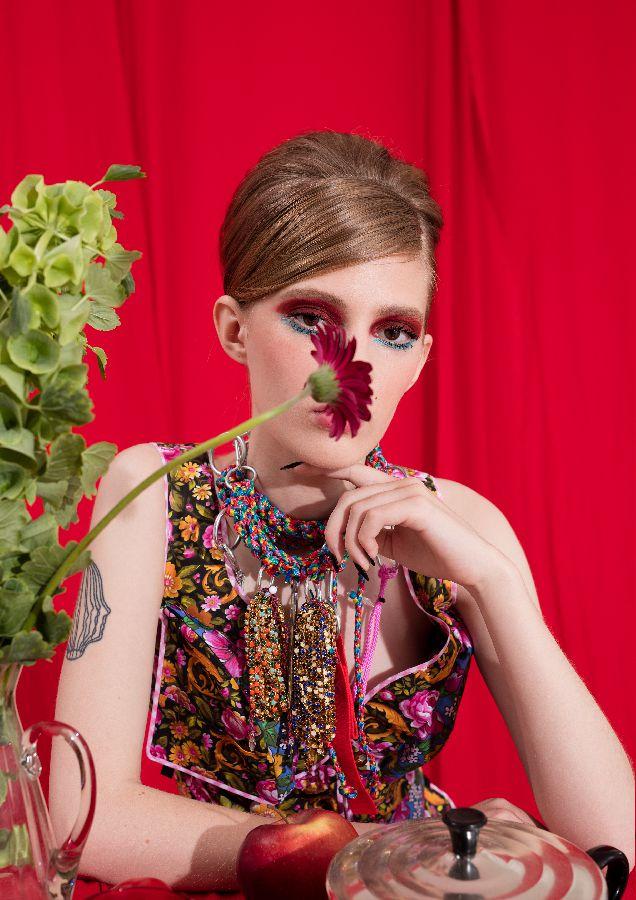 Бренд Yana Chervinska представят новую коллекцию на Helsinki Fashion Week-320x180