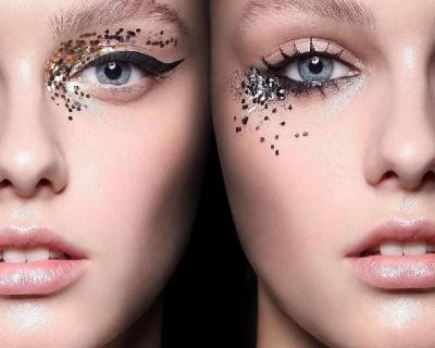 Футуристический makeup: 4 идеи для космического образа-430x480