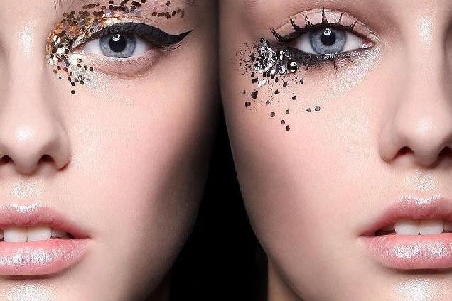 Футуристический makeup: 4 идеи для космического образа