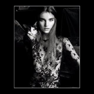 Новая рекламная кампания Givenchy