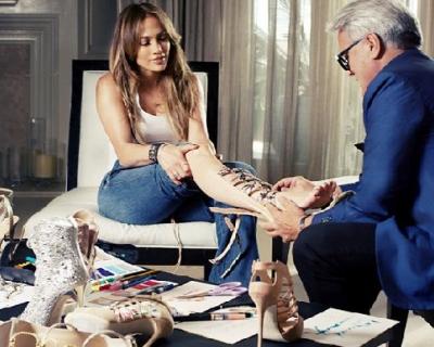 Как выглядит коллекция обуви Дженнифер Лопес и Джузеппе Занотти?-430x480