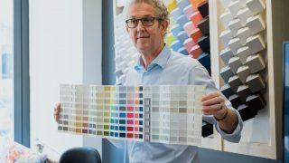 Знакомство Marie Claire: Дэвид Моттерсхед — человек, который придумывает новые цвета-320x180
