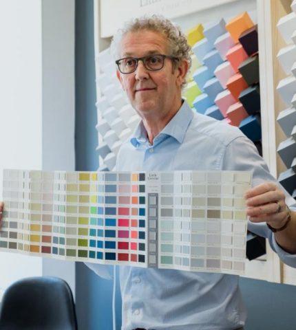 Знакомство Marie Claire: Дэвид Моттерсхед — человек, который придумывает новые цвета-430x480
