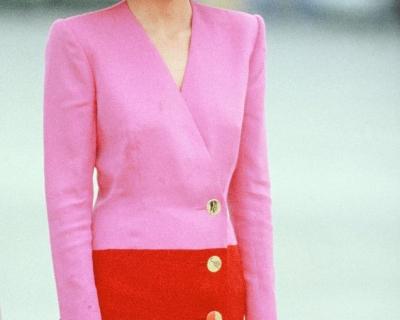 Бренд Off/White представит коллекцию одежды в память о принцессе Диане-430x480