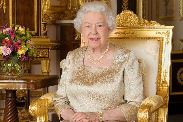 Кейт Миддлтон рассказала об отношениях Елизаветы II с правнуками