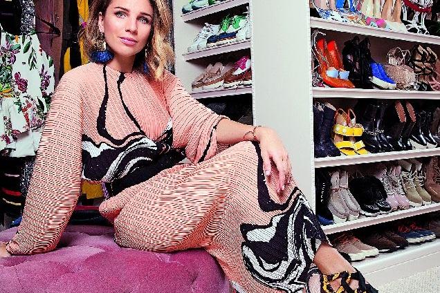 Что в гардеробе у Кати Сильченко?