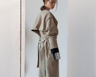 Бренд Litkovskaya представил новую коллекцию для Pre-Spring 2018-430x480
