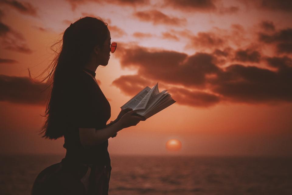Летнее настроение: 5 книг для чтения на пляже-320x180