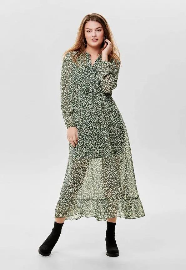 Ниже колена: платья-миди, которые не захочется снимать-Фото 6