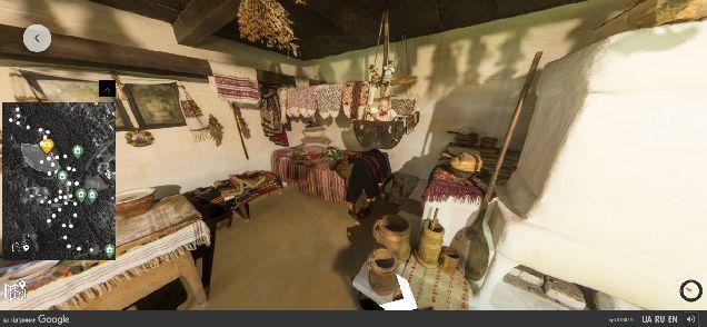 Виртуальный тур: Google оцифровал украинские музеи-320x180