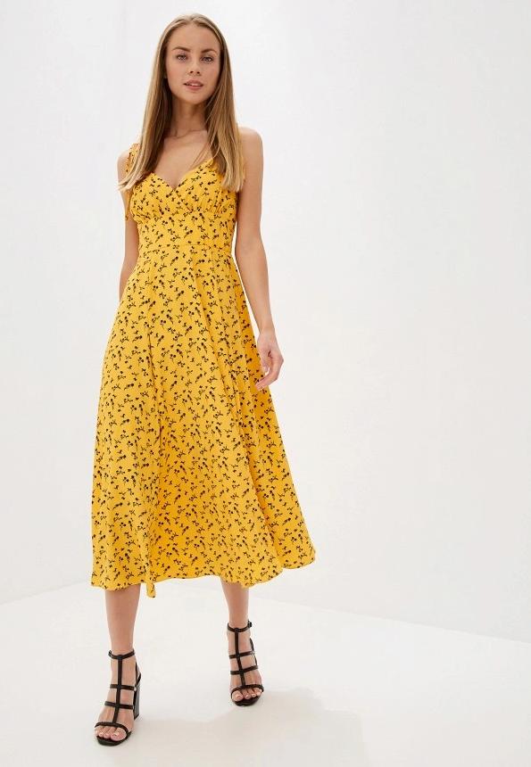 Ниже колена: платья-миди, которые не захочется снимать-Фото 5