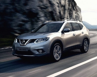 Тест-драйв Nissan X-Trail-430x480