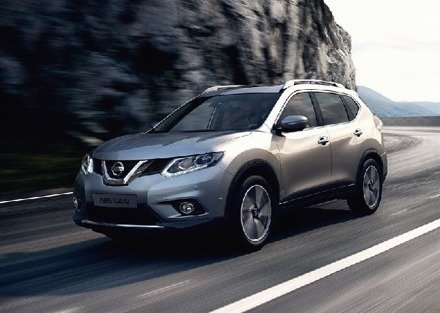 Тест-драйв Nissan X-Trail-320x180