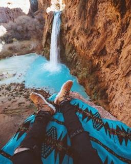 Удивительные бассейны, созданные самой природой