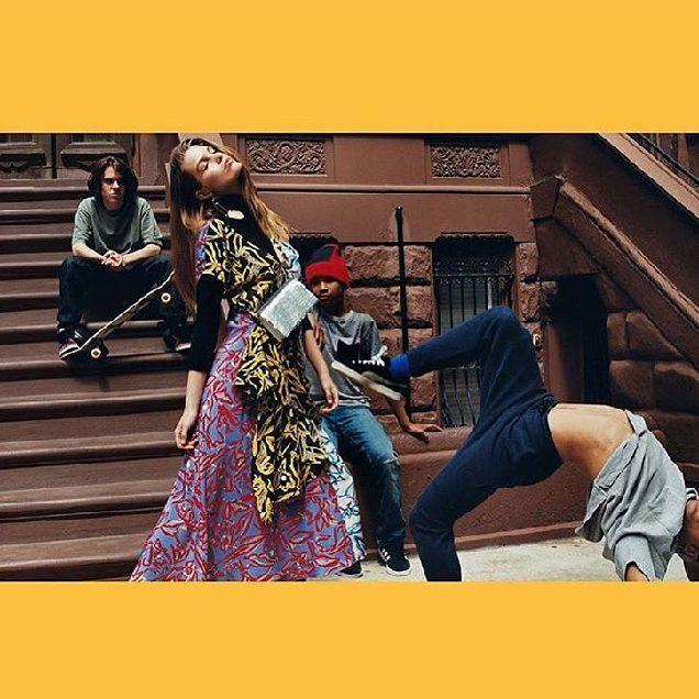 Необузданный Нью-Йорк: Diane von Furstenberg выпустила новый кампейн-320x180