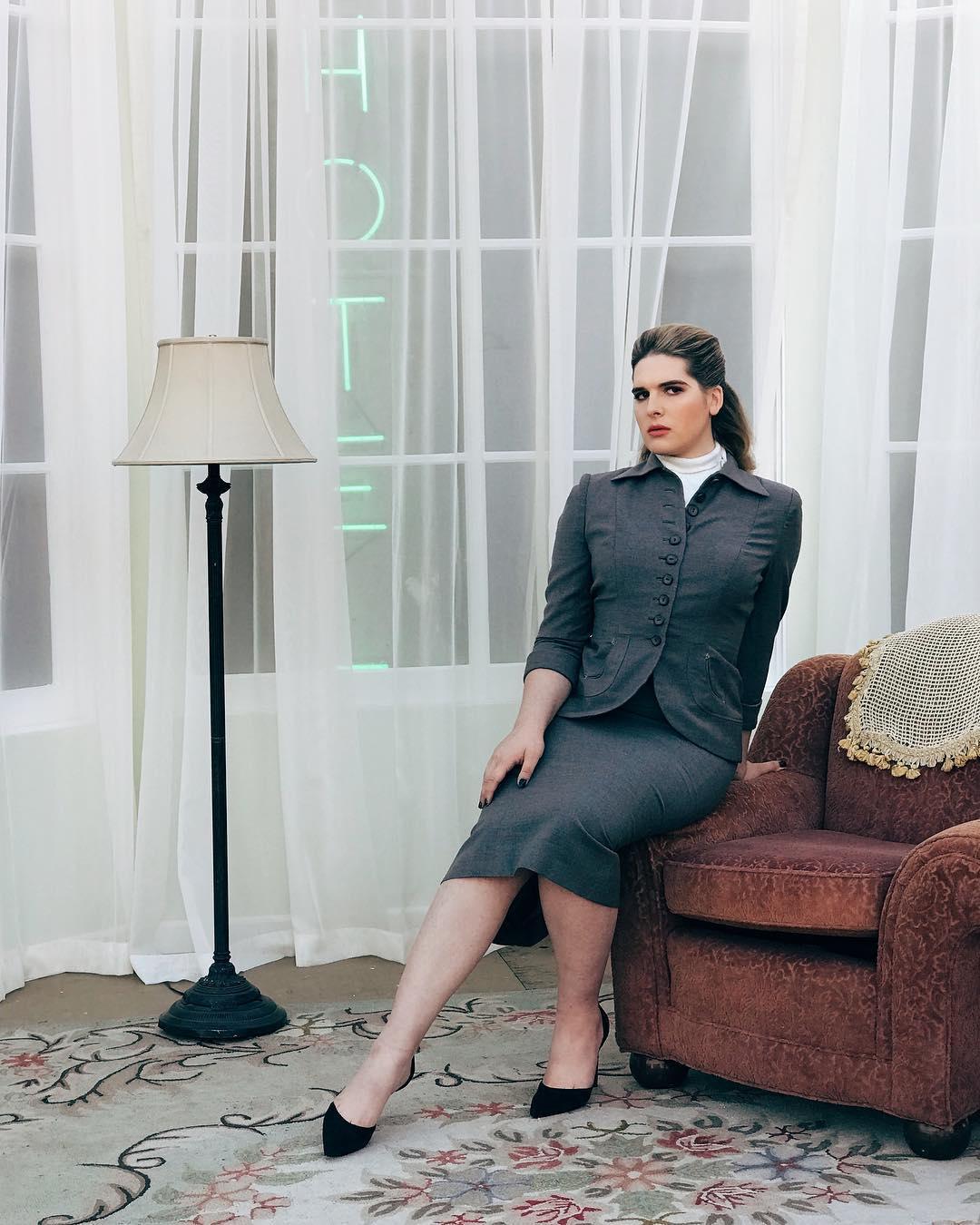 7 знаменитых трансгендеров, покоривших мир моды-Фото 6