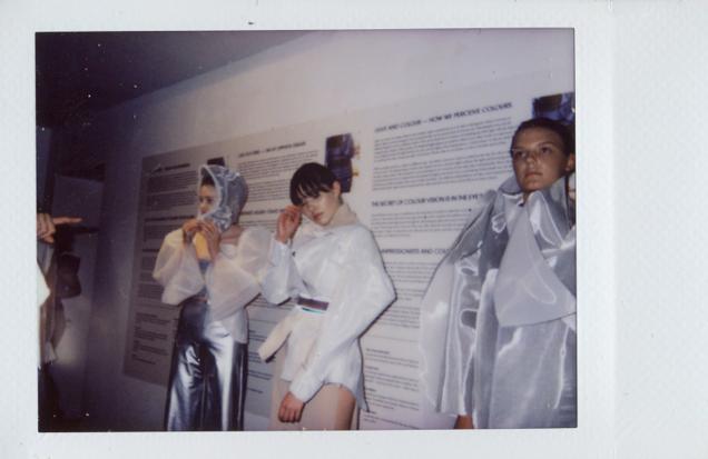 Полароидные снимки, сделанные на Неделе моды в Хельсинки-320x180