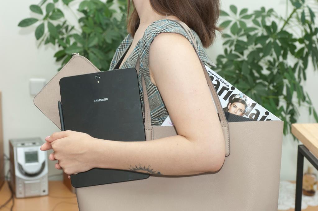 Способны на большее с планшетом Samsung Galaxy Tab S3-320x180