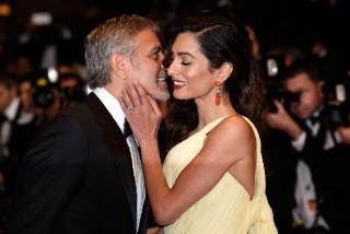 Джордж и Амаль Клуни построят школы для сирийских беженцев