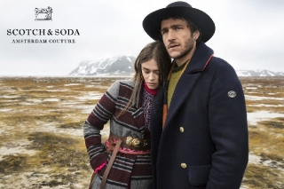 Событие недели: открытие магазина Scotch&Soda