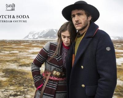 Событие недели: открытие магазина Scotch&Soda-430x480