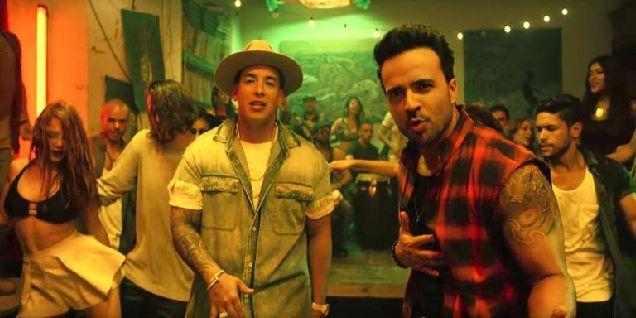 Клип на песню Despacito стал самым популярным видео на YouTube-320x180