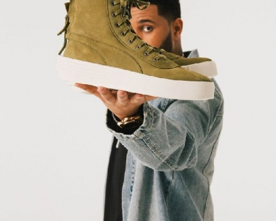 The Weeknd создал коллекцию для Puma-430x480