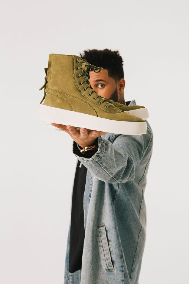 The Weeknd создал коллекцию для Puma-320x180