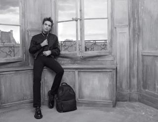 Роберт Паттинсон снялся для нового кампейна Dior