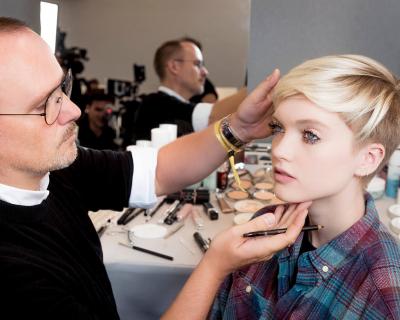 Как повторить макияж с показа Dior SS18-430x480