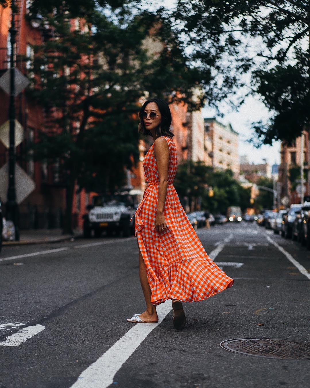 Самые популярные Instagram-аккаунты для девушек, которые любят моду-Фото 1