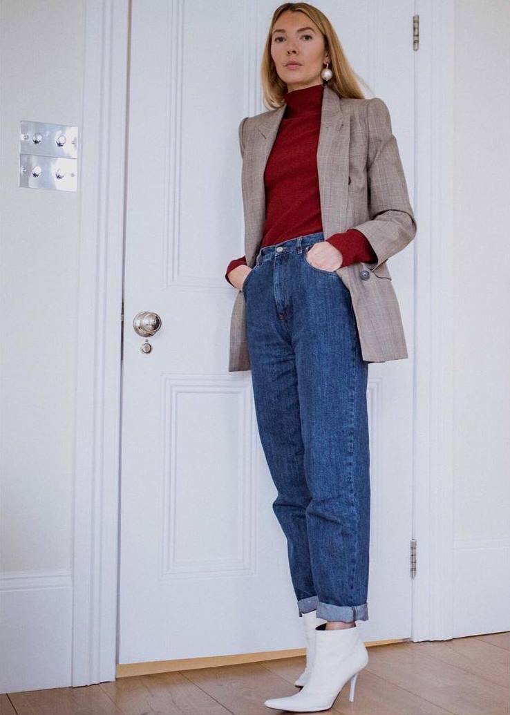 6 идей, как носить пиджак этой осенью-Фото 4