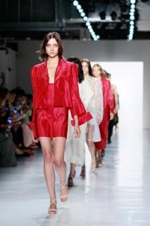 Светлана Бевза представила коллекцию на Неделе моды в Нью-Йорке
