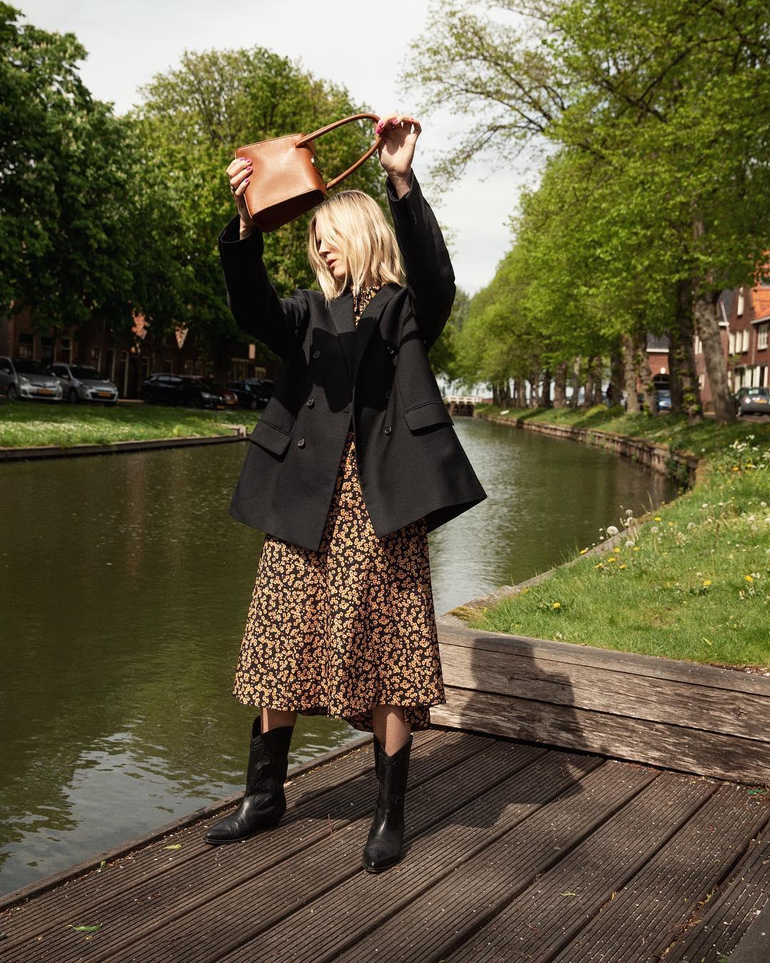 6 идей, как носить пиджак этой осенью-Фото 5