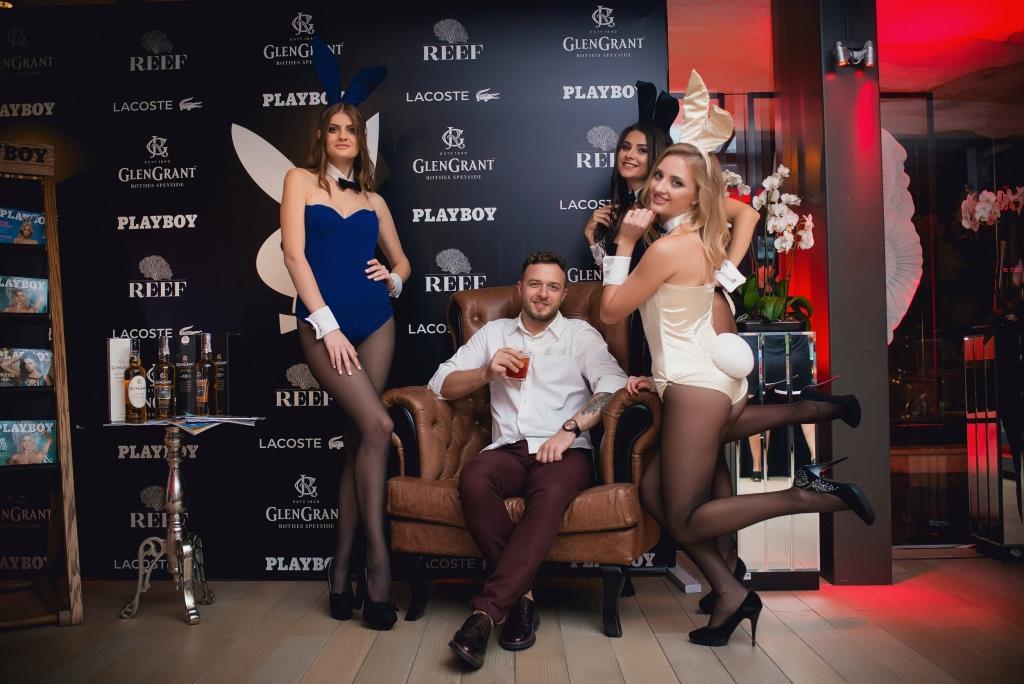 Фоторепортаж: вечеринка Playboy Gentlemen Club-Фото 28