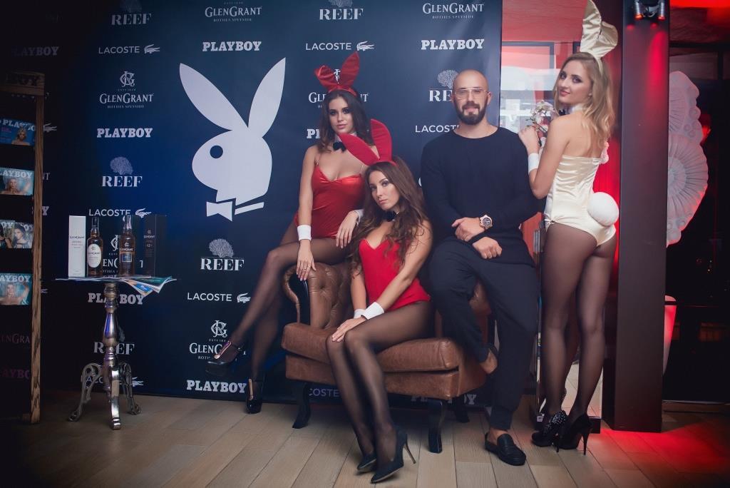 Фоторепортаж: вечеринка Playboy Gentlemen Club-Фото 25